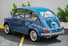 For Sale: 1962 Fiat 600 in Miami, Florida – En Güncel Araba Resimleri Fiat 600, Automobile, Good Looking Cars, Maserati, Ferrari, Fiat Cars, Trike Motorcycle, Fiat Abarth, City Car