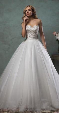 fairtale princess wedding dress, from Amelia Sposa