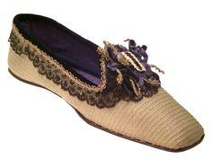 Shoe (Ballerine), 1825-1850