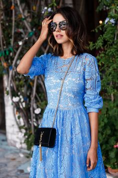 VivaLuxury - Fashion Blog by Annabelle Fleur: AMAZING LACE