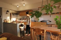 Kitchen Images, Kitchen Ideas, My Room, Home Kitchens, Kitchen Dining, Small Spaces, Restaurant, Interior Design, Table