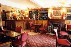 the new inn bar