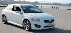 Volvo C30 R-Design, my favorite car I have every owned by far....so much fun!