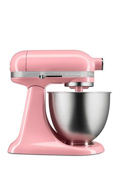 KitchenAid 3.5-Quart Artisan Mini Stand Mixer - Guava Glaze