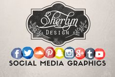create unique social media designs by sherlynd