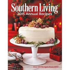 Published since 1979, Southern Living Annual Recipes provides every single recipe from a year's worth of Southern Living magazine in one ...