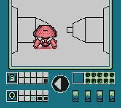 Ray Thunder Spider. Game Boy Doraemon title. From the Game Boy Crammer podcast, Episode 16. http://gameboycrammer.com/kirby-pinball-doraemon-raythunder/