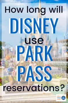 With Walt Disney World reopening, one of the biggest announcements recently has been the creation of a new Disney World Park Pass Reservation system. It's going to change the way you visit theme parks and who can visit. Read here for all of the details. #disney #disneyparks #disneyvacations #disneyplanning #disneyworld