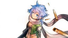 Sinon Gun Gale Online SAO 2
