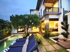 Bali Villa Namira Indonesia, Asia Villa Namira is conveniently located in the popular Seminyak area. Both business travelers and tourists can enjoy the hotel's facilities and services. Take advantage of the hotel's free Wi-Fi in all rooms, 24-hour security, daily housekeeping, Wi-Fi in public areas, car park. Guestrooms are fitted with all the amenities you need for a good night's sleep. In some of the rooms, guests can find complimentary tea, closet, towels, clothes rack, com...