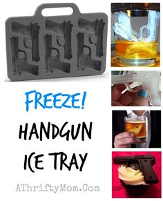 Freeze handgun Ice C