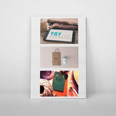 YAY Health Store & More | brand identity + brand design + name development #mmousse #amsterdam #creativeagency #creativestrategy #corporateidentity #portfolio #inspiration #branding #graphicdesign #YAY