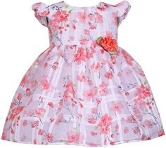 2aeef41bc724 Toddler Girl Bonnie Jean Floral Rosette Dress