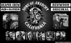 Can't believe the season's over...Sons of Anarchy