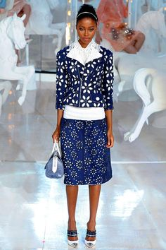 Louis Vuitton - Spring/Summer 2012 Ready-To-Wear