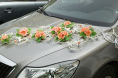 Let's decorate the wedding car  Bridal Lifestyle