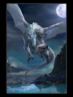 Crystal Dragon in a triumphal arch that will be challenged