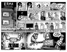 Erma- Noise! Noise! Noise! by BJSinc on DeviantArt
