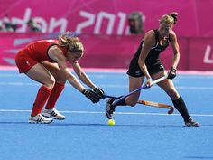 Great Britain defeats New Zealand in to take the bronze medal in women's field hockey