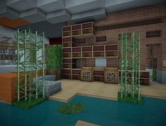 Minecraft Furniture Electronics Amazing Minecraft Builds
