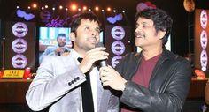 Nithin with Nag in Meelo Evaru Koteeswarudu - Teluguabroad