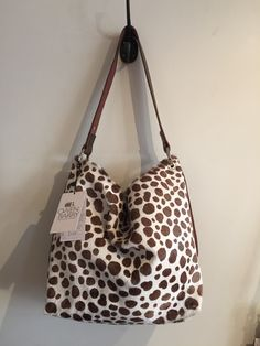 Owen Barry hide handbag £145 @wahwahshoes.com