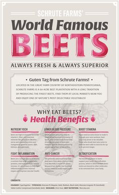 Schrute Farms' World Famous Beets - designed by Chris Yoon - featuring fonts from the Alverata and Tablet Gothic families by TypeTogether. http://app.webink.com/foundry/typetogether #fonts #typography
