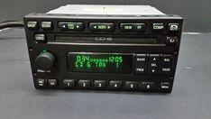 F-150 F-250 Ranger Windstar ESCAPE 6 Disc CD Changer Radio 1C3F-18C815-AB #3269 #FORDOEM