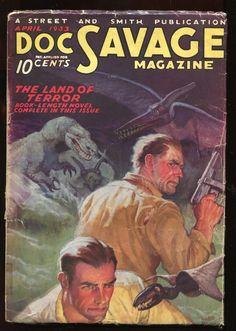 The Geeky Nerfherder: Sci-Fi, Fantasy & Horror Cover Art: Walter Baumhofer Pulp Fiction Art, Pulp Art, Dinosaur Land, Dinosaurs, Pulp Magazine, Magazine Covers, Christmas Sentiments, Comic Book Covers, T Rex
