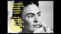 La stupenda poesia di Frida Kahlo che ogni grande donna dovrebbe leggere Surreal Art, Grande, Youtube, Movie Posters, Frida Kahlo, Art, Surrealism Art, Film Poster, Popcorn Posters