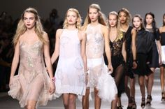 London Fashion Week SS15, Cara Delevingne