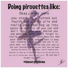One move requires all of this. Think about how much work Dance is as a whole. So, excuse me, while I say that Dance is indeed a sport