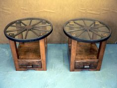 Wagon Wheel Clock Wish This Came With Instructions Home Pinterest Wheels Clocks And