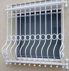 6 Young Tips AND Tricks: Modern Roofing Beams wooden roofing construction. Balcony Grill Design, Window Grill Design, Iron Window Grill, Window Bars, Iron Windows, Fibreglass Roof, Modern Roofing, Wrought Iron Doors, Roof Colors