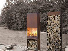 Strakke design barbecue