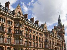 St. Pancras International Station   The Super Fan's Guide To Harry Potter's London
