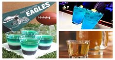 10 of the Greatest NFL Team Drinks - For more delicious recipes and drinks, visit us here: www.tipsybartender.com