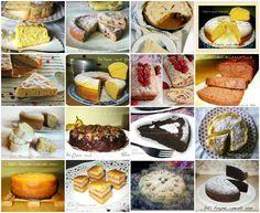 Raccolta Ricette Torte per colazione e merenda - prima parte