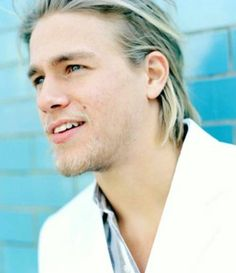 Charlie Hunnam.. in one of my all-time favorite movies, green street hooligans