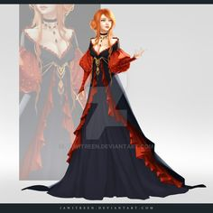Custom Outfit 238 by JawitReen.deviantart.com on @DeviantArt