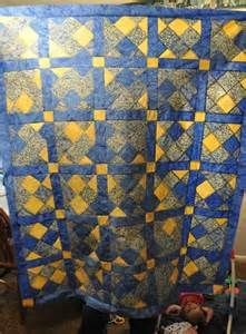blue and yellow quilts - Yahoo Image Search Results