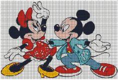 Topolino e Topolina - Mickey Mouse and Minnie