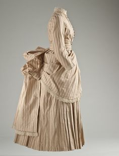 Tennis Dress, ca. 1885