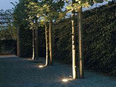 LED verlichting buiten | Onze nieuwe tuin! | Pinterest
