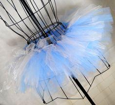 Cinderella Disney Princess Running Tutu Blue and by RaceJunkie, $34.95