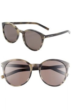 Yves Saint Laurent Retro Sunglasses