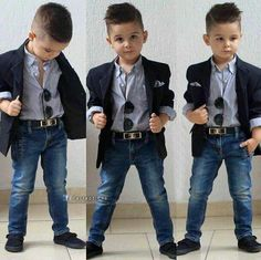 Low Cost Children S Clothing Cute Boy Outfits, Outfits Niños, Boys Summer Outfits, Little Boy Outfits, Toddler Outfits, Kids Outfits, Toddler Boy Fashion, Little Boy Fashion, Toddler Boys