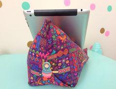 Porta-tablet DIY: veja como fazer um apoio para seu iPad - Blog do Elo7
