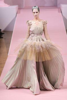 Romantic Marie Antoinette  @Alexis_Mabille Alexis Mabille Spring Summer 2013 #HauteCouture #Fashion