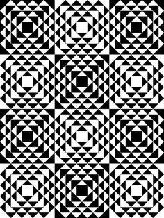 Geometric Tribal Art Print by Martin Isaac | Society6 - add soe lines of color for plaid
